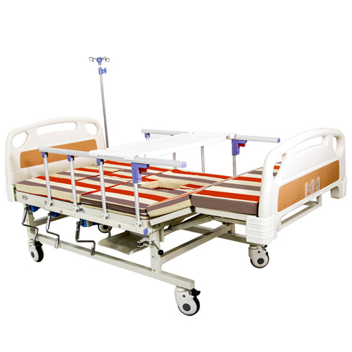 Elite Multifunctional Stand Up Patient Hospital Bed Image 4