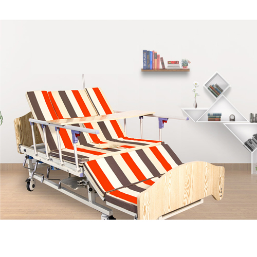 Elite Multifunctional Stand Up Patient Hospital Bed Image 5