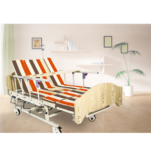 Elite Multifunctional Stand Up Patient Hospital Bed Image 7