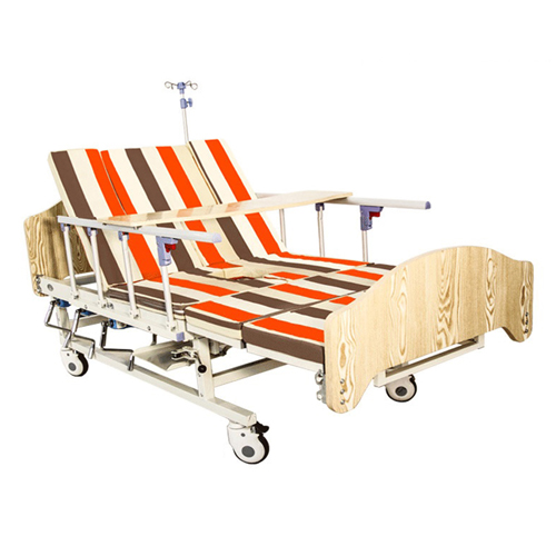 Elite Multifunctional Stand Up Patient Hospital Bed Image 8