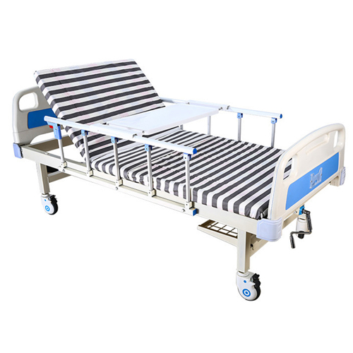 Senile Medical Nursing Bed Image 10