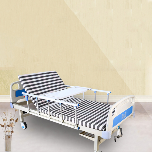 Senile Medical Nursing Bed Image 4