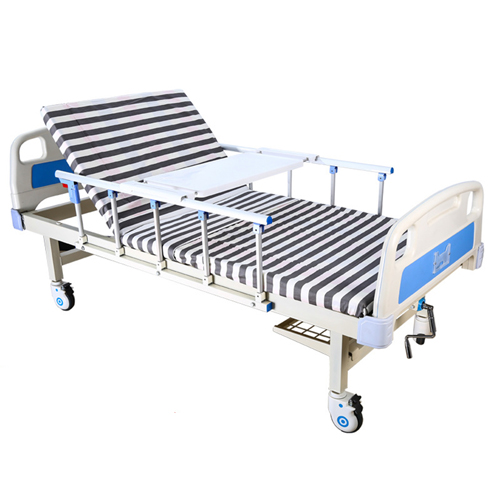 Senile Medical Nursing Bed Image 7