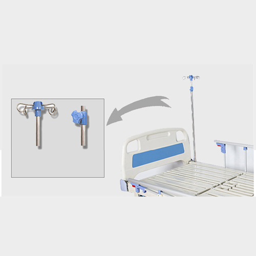 Senile Medical Nursing Bed Image 8