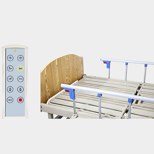 Multifunctional Electric Nursing Bed With Remote Image 12