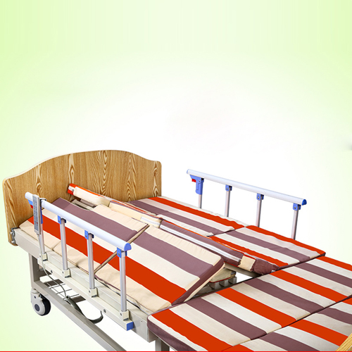 Multifunctional Electric Nursing Bed With Remote Image 2