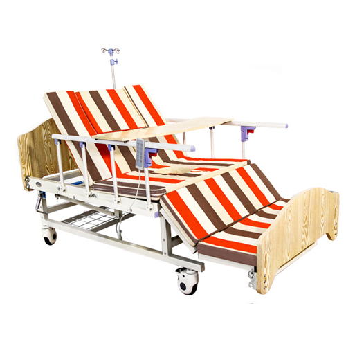 Multifunctional Electric Nursing Bed With Remote