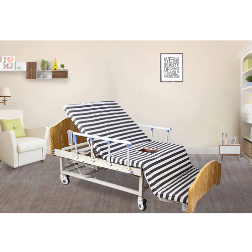 Multifunctional Electric Nursing Bed With Remote Image 5
