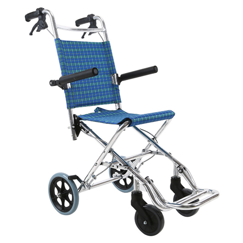 Aircraft Lightweight Foldable Wheelchair