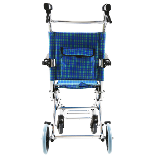 Aircraft Lightweight Foldable Wheelchair Image 5