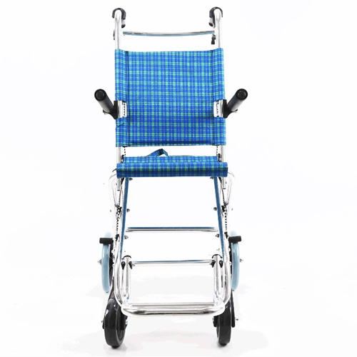 Aircraft Lightweight Foldable Wheelchair Image 6