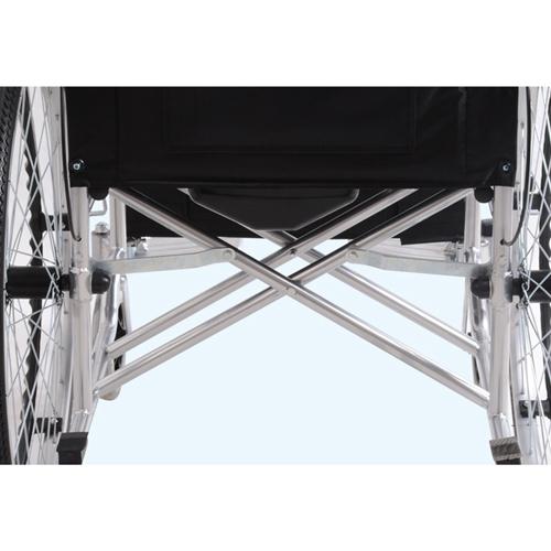 Manual Portable Folding Wheelchair Image 10