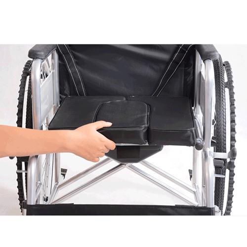 Manual Portable Folding Wheelchair Image 11