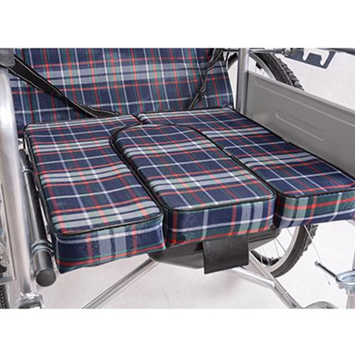 Manual Portable Folding Wheelchair Image 12