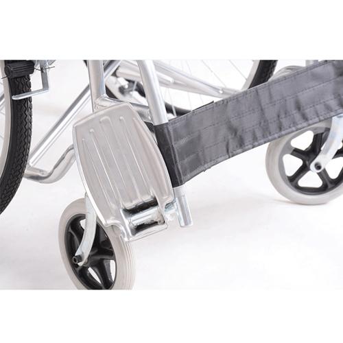 Manual Portable Folding Wheelchair Image 13