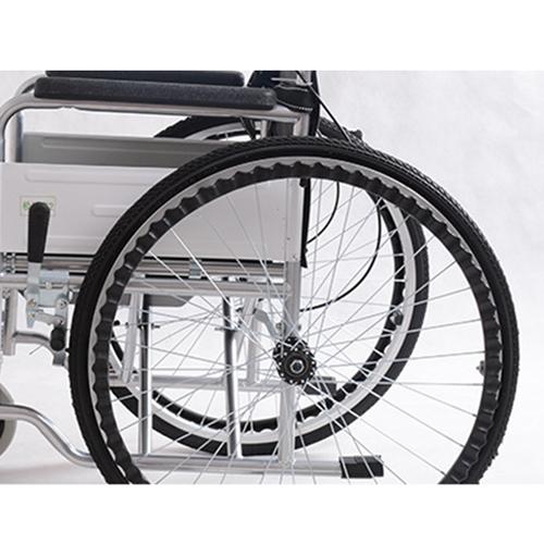 Manual Portable Folding Wheelchair Image 14