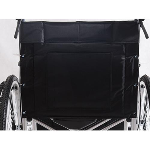 Manual Portable Folding Wheelchair Image 15