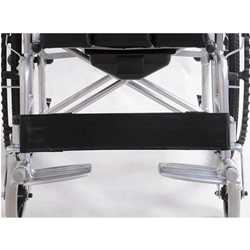 Manual Portable Folding Wheelchair Image 16