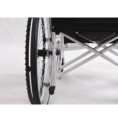 Manual Portable Folding Wheelchair Image 17