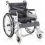 Manual Portable Folding Wheelchair