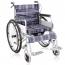 Manual Portable Folding Wheelchair Image 2