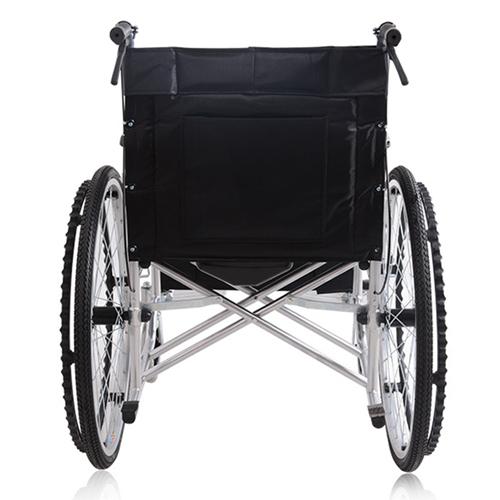 Manual Portable Folding Wheelchair Image 5