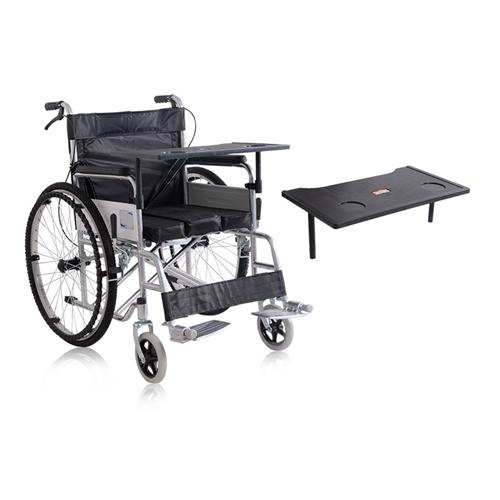 Manual Portable Folding Wheelchair Image 8