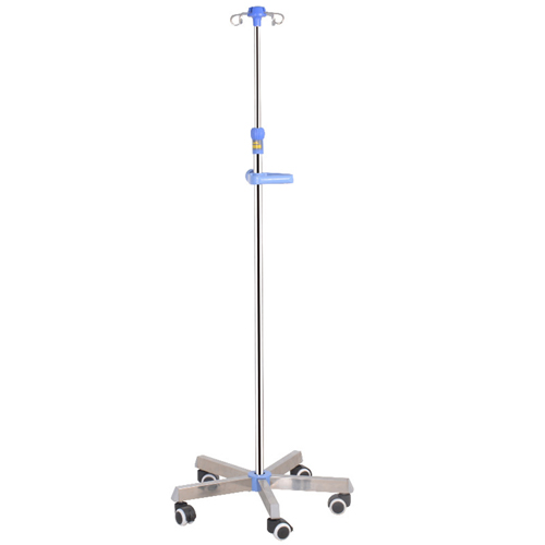 Retractable Multi-Function Infusion Stand Image 18
