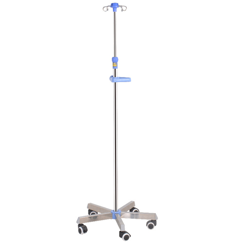Retractable Multi-Function Infusion Stand Image 28