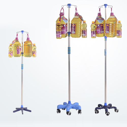 Retractable Multi-Function Infusion Stand Image 29