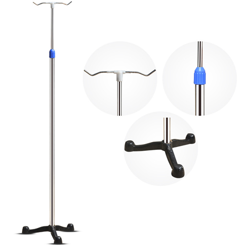 Retractable Multi-Function Infusion Stand Image 2