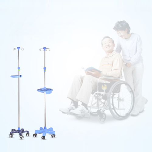 Retractable Multi-Function Infusion Stand Image 30