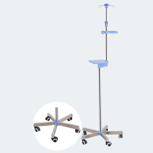 Retractable Multi-Function Infusion Stand Image 39