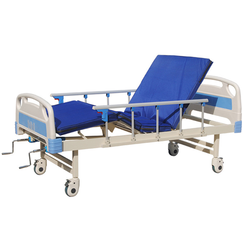 Double Shake Hand-Cranked Medical Bed Image 5