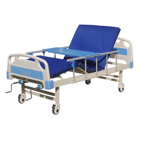 Double Shake Hand-Cranked Medical Bed Image 7