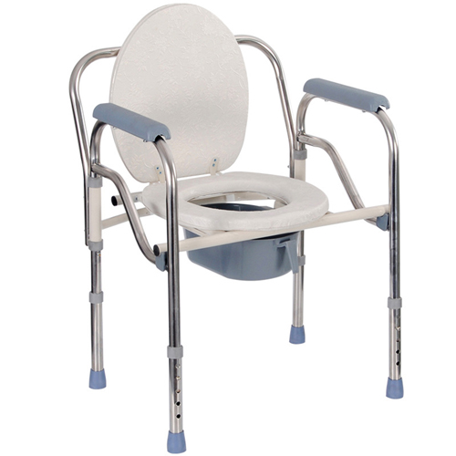 Stainless Steel Imitation Toilet Chair