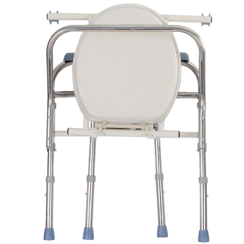Stainless Steel Imitation Toilet Chair Image 4