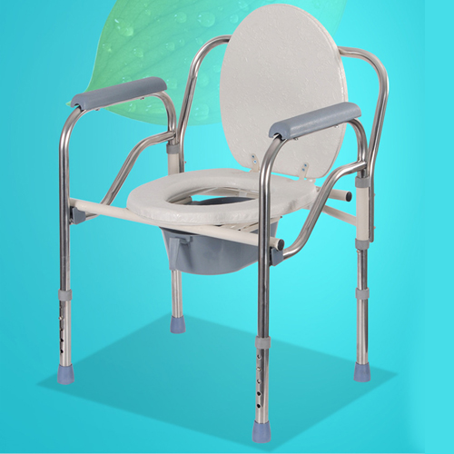 Stainless Steel Imitation Toilet Chair Image 5