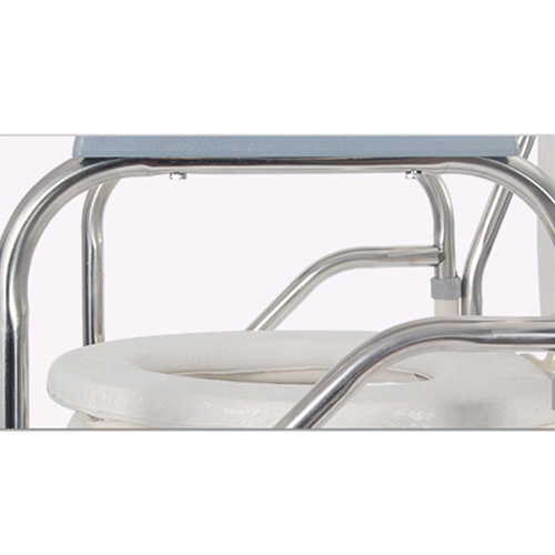 Stainless Steel Imitation Toilet Chair Image 6