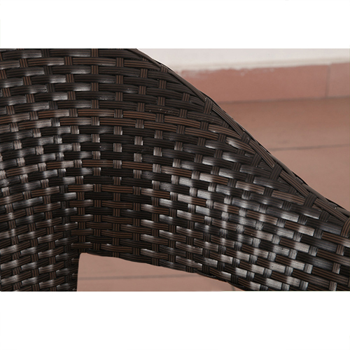 Outdoor Wicker 5 Piece Chair Set Image 6