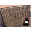 Alumix Outdoor Wicker Square 5-Piece Set Image 12