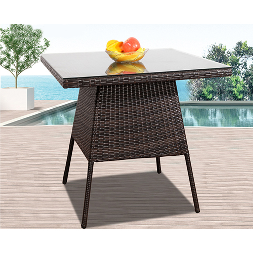 Beg Outdoor Rattan Tables and Chairs Image 1