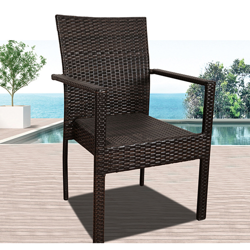 Beg Outdoor Rattan Tables and Chairs Image 2