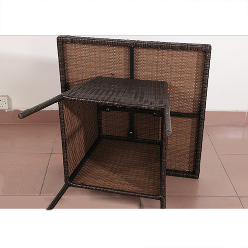 Beg Outdoor Rattan Tables and Chairs Image 4