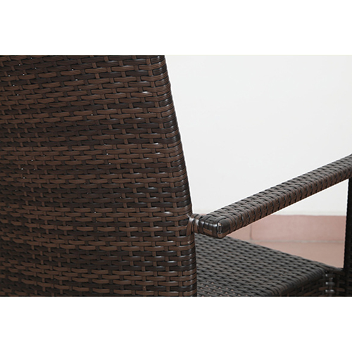 Beg Outdoor Rattan Tables and Chairs Image 7