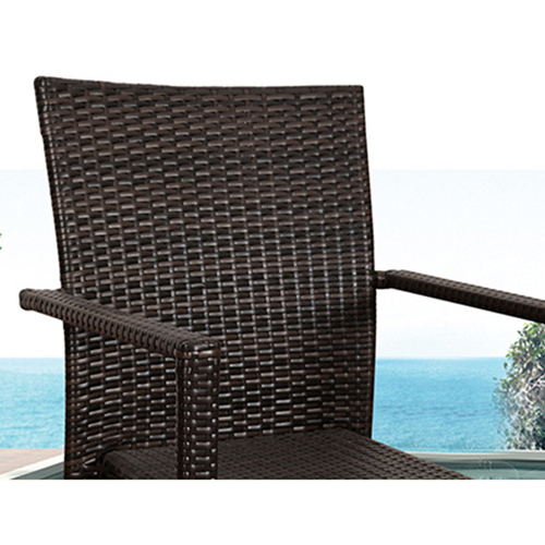 Beg Outdoor Rattan Tables and Chairs Image 8