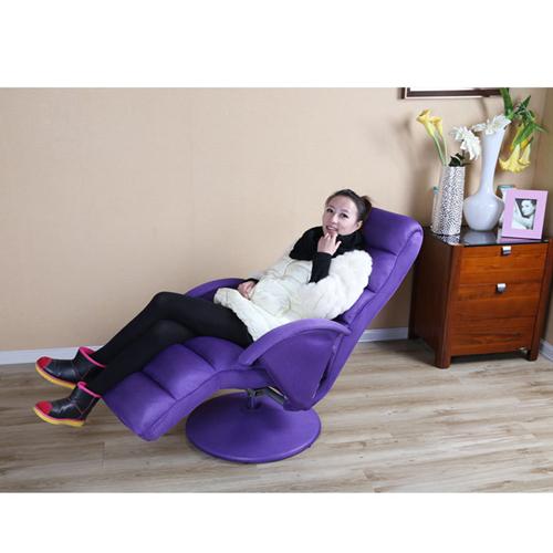 Modern Minimalist Recliner Chair Image 6