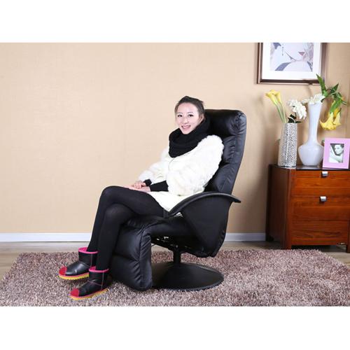 Modern Minimalist Recliner Chair Image 7
