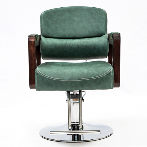 Retro Hairdressing Salon Chair Image 1