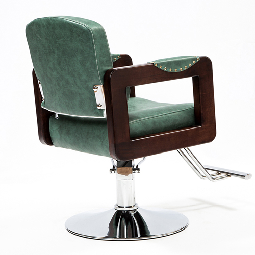 Retro Hairdressing Salon Chair Image 2